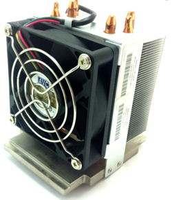 Heatsink for HP ProLiant DL350 G5 i ProLiant ML350 G5 | 411354-001-RFB