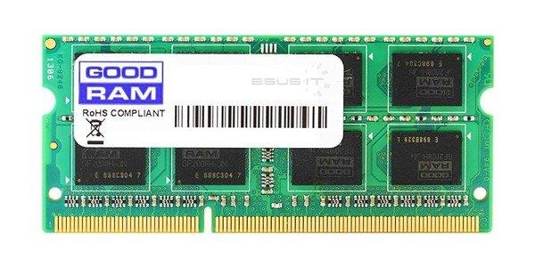Memory RAM 1x 4GB GoodRAM SO-DIMM DDR2 800MHz PC2-6400   GR800S264L6/4G